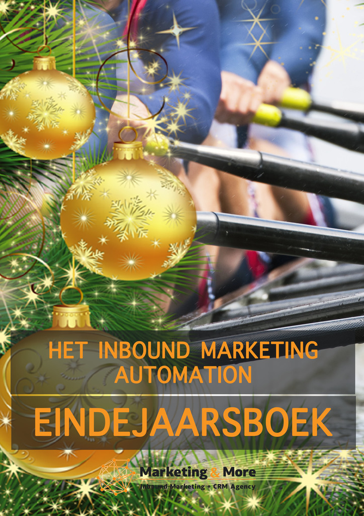 Inbound marketing automation eindejaarsboek